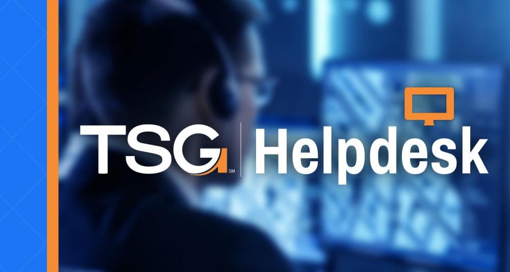 TSG Helpdesk